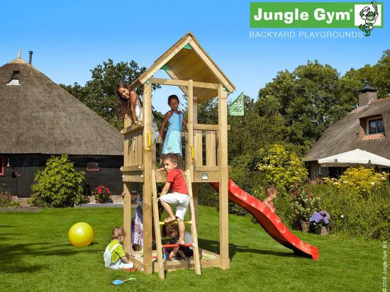 Jungle Gym Club turm