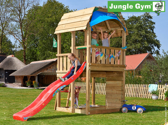 Jungle Gym Barn turm