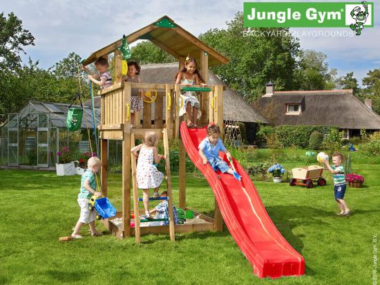 Jungle Gym Chalet turm