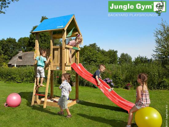 Jungle Gym Castle turm