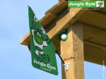 Jungle Gym Cottage turm