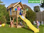 Jungle Gym Crazy Playhouse mit Plattform