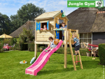 Jungle Gym Playhouse mit Plattform (L)