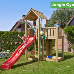 Jungle Gym Mansion turm