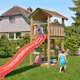 Jungle Gym Cottage turm