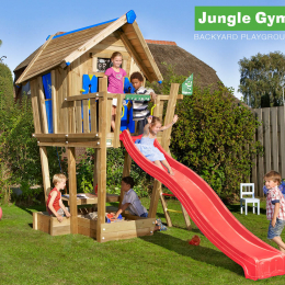 Jungle Gym Crazy Playhouse Plattform