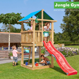 Jungle Gym Hut turm