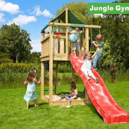 Jungle Gym Lodge turm