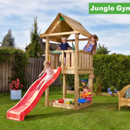 Jungle Gym House Turm
