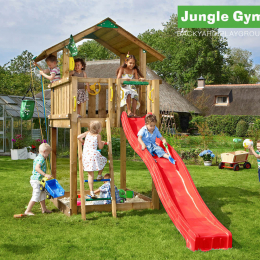 Jungle Gym Chalet turm