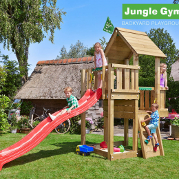 Jungle Gym Cubby turm