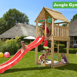 Jungle Gym Cabin turm